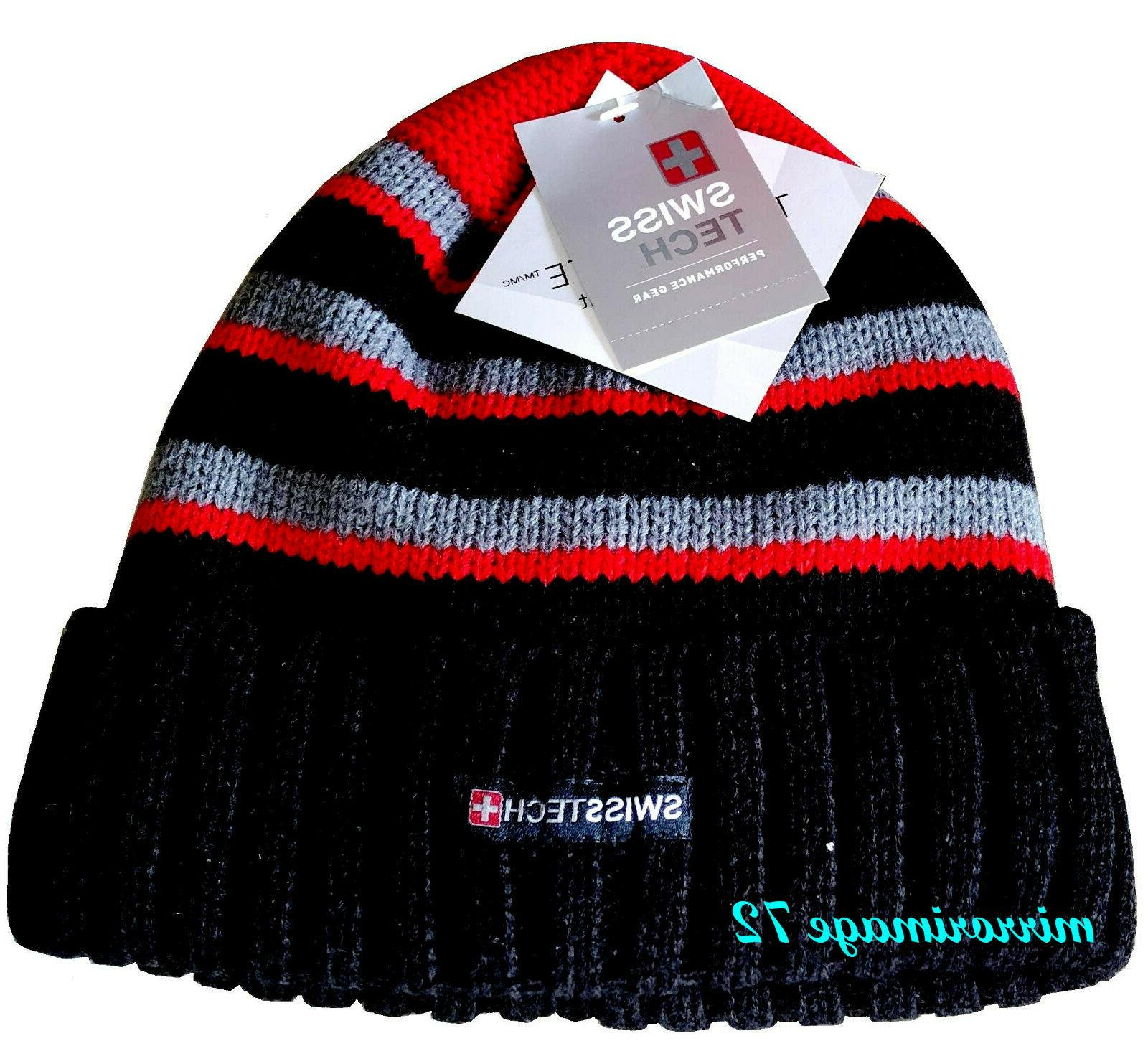 3m thinsulate boys performance gear knit winter