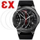 3x For Samsung Gear S3 Frontier Classic 9H Tempered Glass Sc
