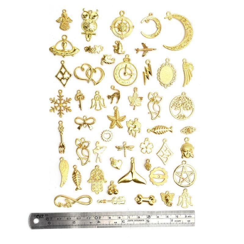 Vintage Random Jewelry Making Pendants