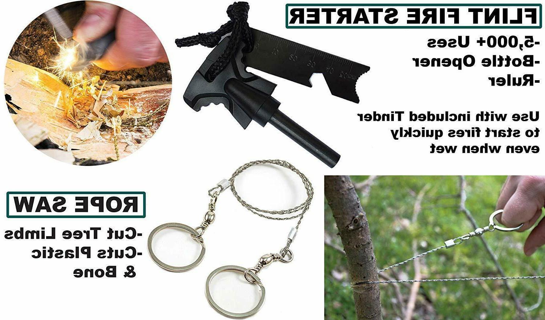 65 Outdoor EDC Tools