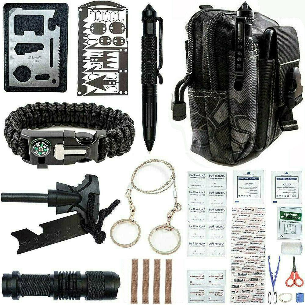 65 Outdoor EDC Camping Tools