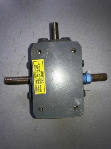 Boston Gear 700 Series Worm Gear Speed Reducer 71330H 51622