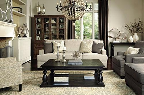 Ashley Furniture Signature - - Height Rectangular -
