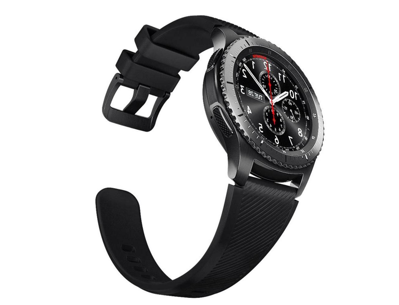 Samsung Galaxy Gear S3 Frontier SM-R765V Verizon LTE Smart