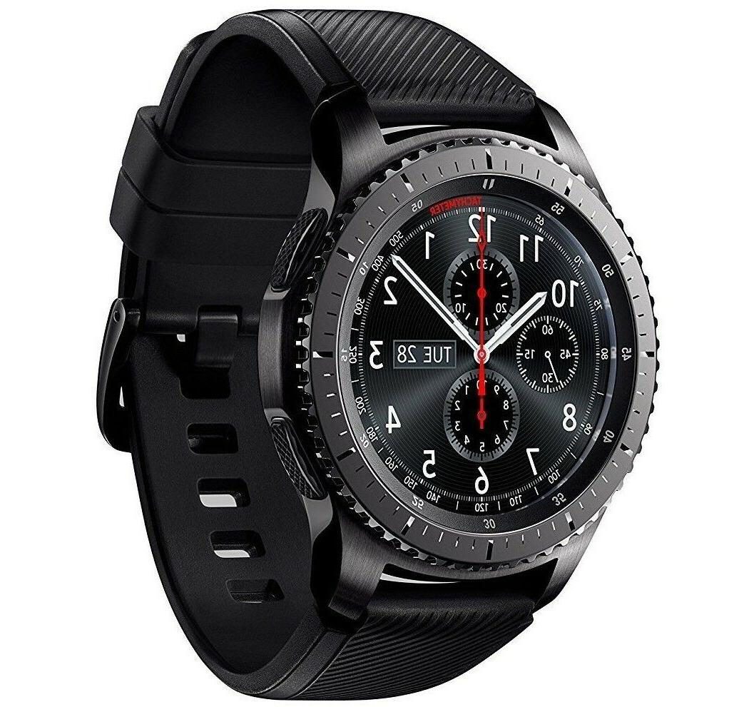 Samsung Galaxy Gear S3 Frontier SM-R765V Verizon LTE Smart W