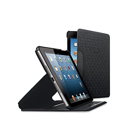 Solo Vector Slim Case for iPad   mini, Black, ACV230