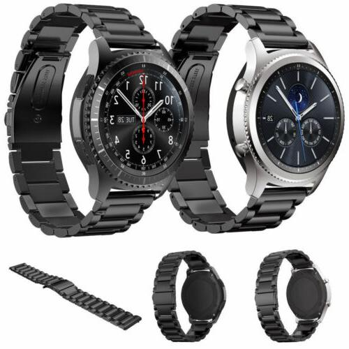 Stainless Steel Samsung Gear / Band