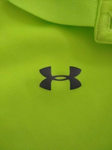Boys Under Armour Green Gear Golf
