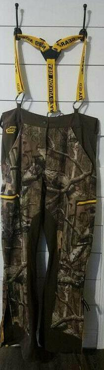 YUKON GEAR BREAK-UP INIFINITY HUNTING PANTS - SIZE LARGE