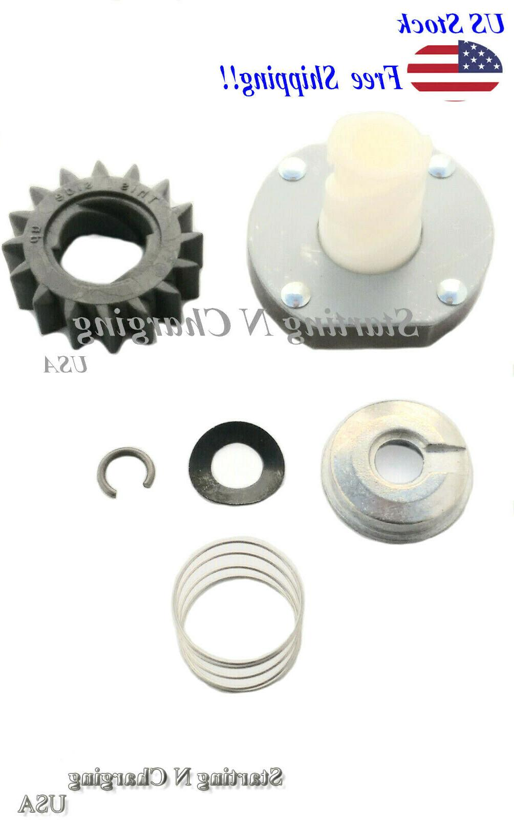 briggs and stratton starter drive gear kit