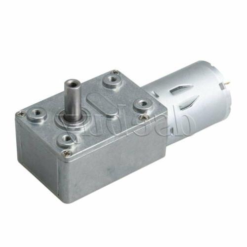 DC24V Turbo Geared Motor Mechanical