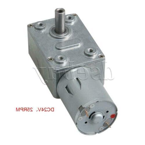 DC24V Geared Motor for Mechanical Equipment