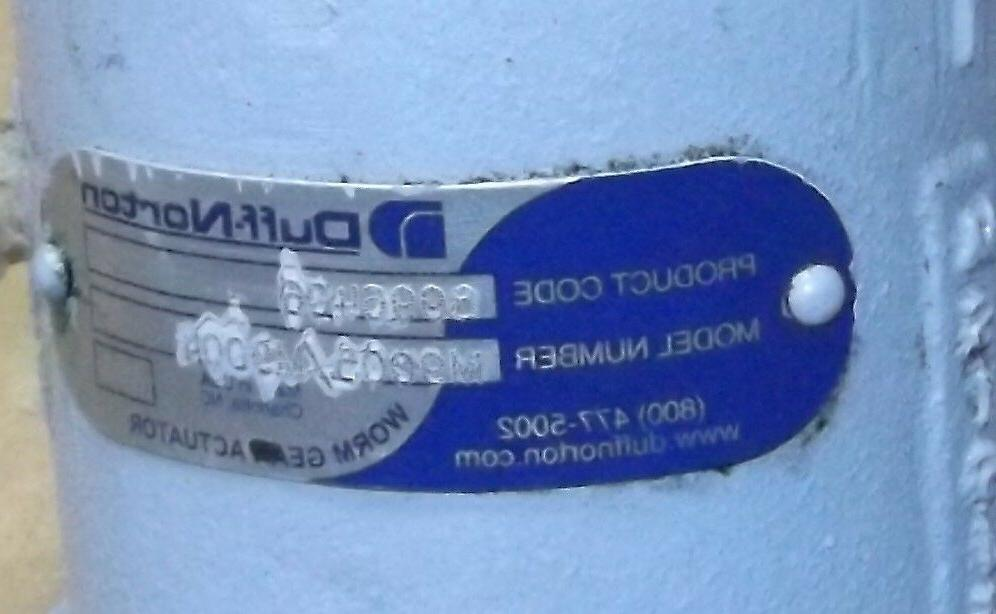 Duff Norton GEAR Screw / M9004 8996406 2703495