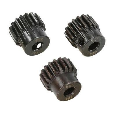 32P 5mm 16T-21T Pinion Motor Gear Set for 1/8 RC Car Brushed