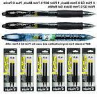 Pilot G2 07 Pen With Refills, 0.7mm Black Gel Ink, 9 Piece A
