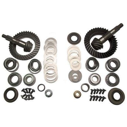 g2 axle and gear 4 tj2 456