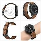 G3 Frontier Watch Bands Leather Compatible Samsung Gear Clas