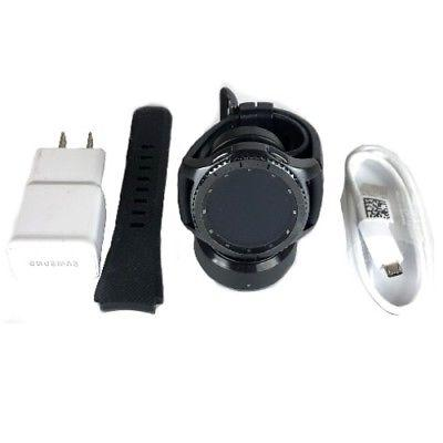Samsung Gear Frontier Smart With Black