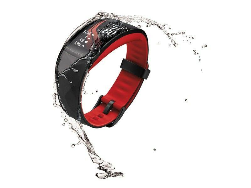 Samsung Black Red