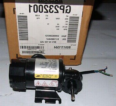 gear motor gp232001 23a006z002g1 344rpm 90 vdc