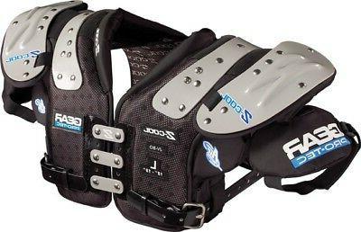 Gear Pro-Tec Z-Cool Junior Varsity Football Shoulder Pads -