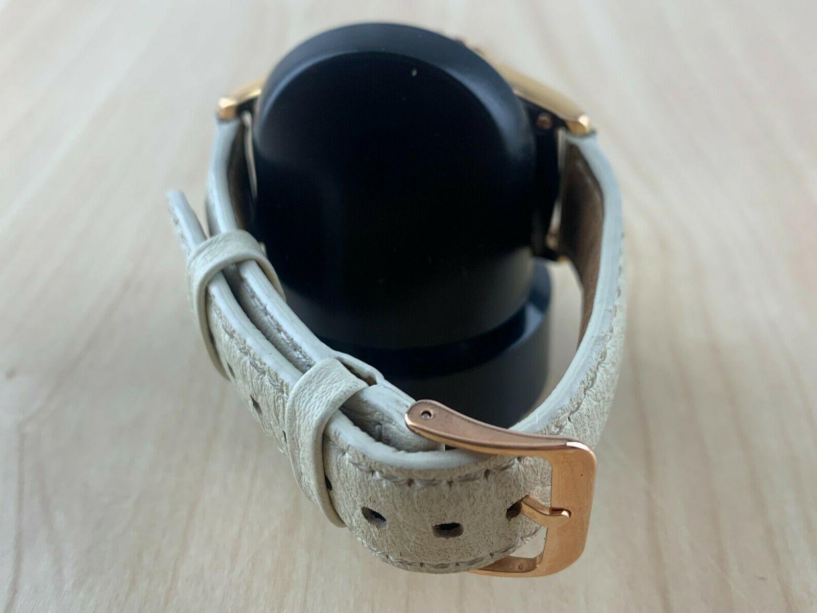 😍Samsung Gear S2 SM-R732 40mm Smartwatch-GOLD