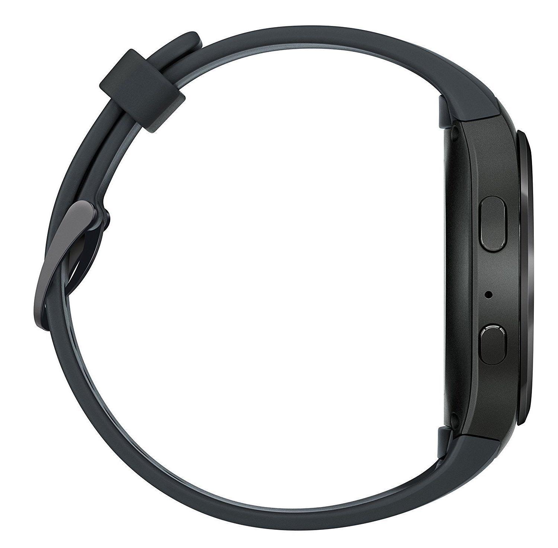 Samsung Gear Smartwatch Verizon & 4G - Dark Gray