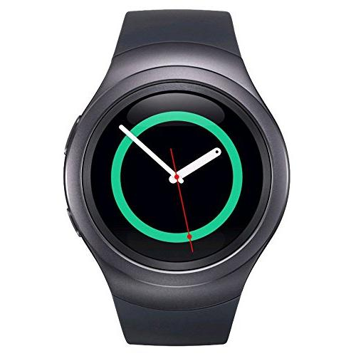 Samsung Gear S2 w/ Small Dark Gray