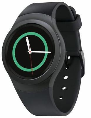 gear s2 smartwatch w small band dark