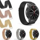 Samsung Gear S3 Classic/Frontier Watch Bands Stainless Steel