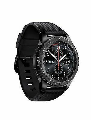 Samsung Gear Frontier Smart Watch Dust/Water