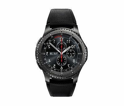 gear s3 frontier smart watch w touchscreen