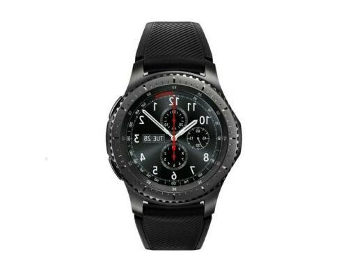 gear s3 frontier smartwatch bluetooth sm r760ndaaxar