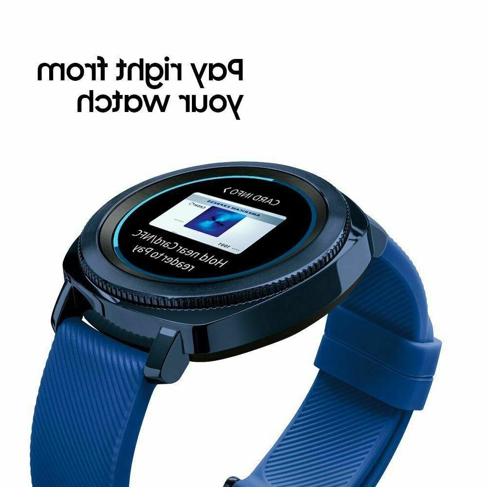Samsung Smart R600NZBAXAR Activity Tracker