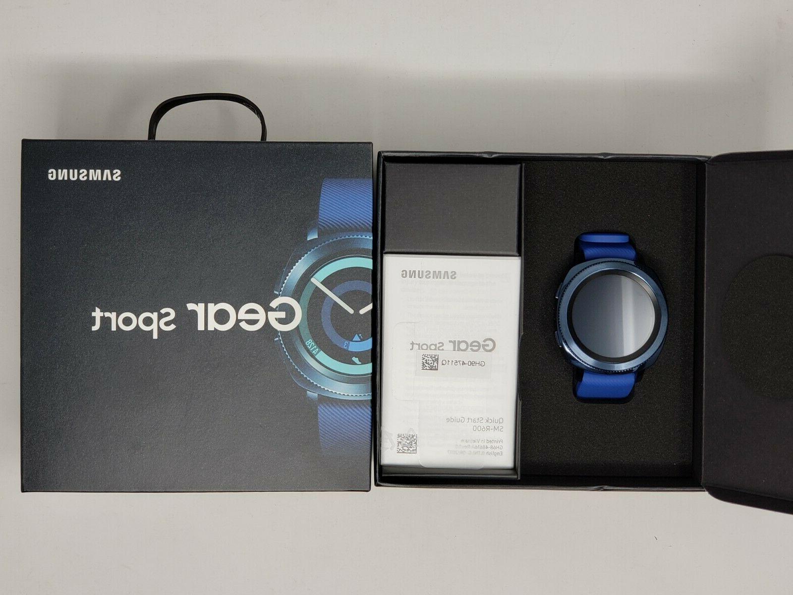 Samsung Smart Watch R600NZBAXAR Activity