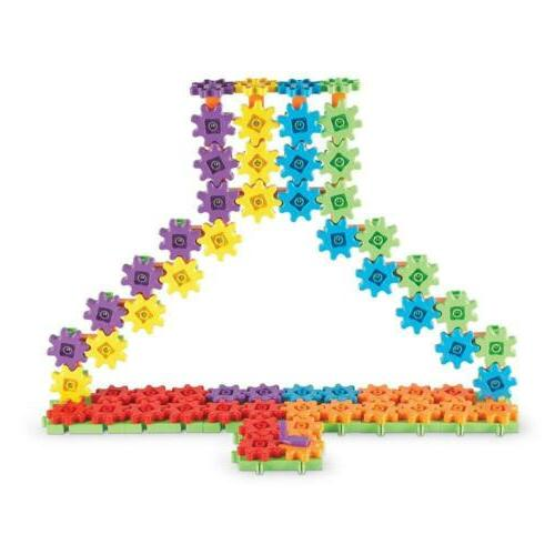 Learning Resources Building Toy Pieces 4+