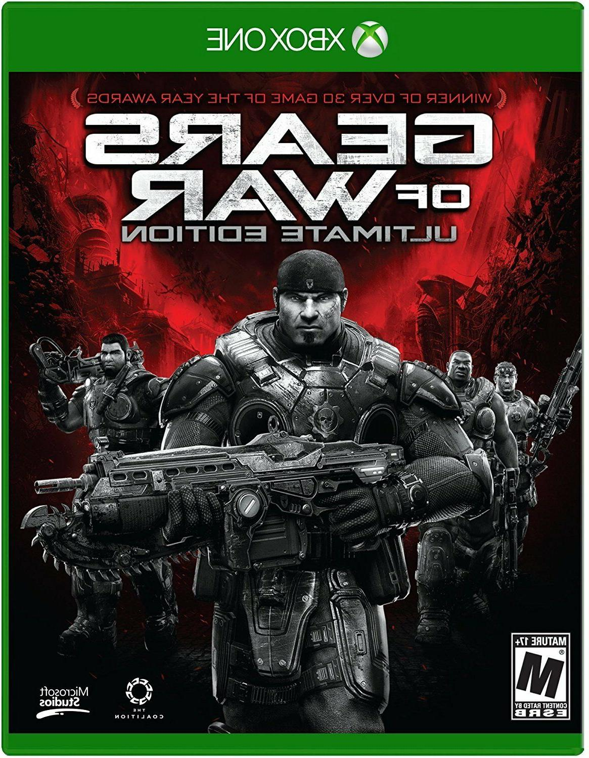 Gears of War *Ultimate Edition*  NEW