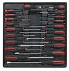 GearWrench 80066 20 Piece Master Dual Material Screwdriver S