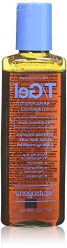 Neutrogena T-Gel Shampoo, Stubborn Itch Control, 4.4 Fluid O