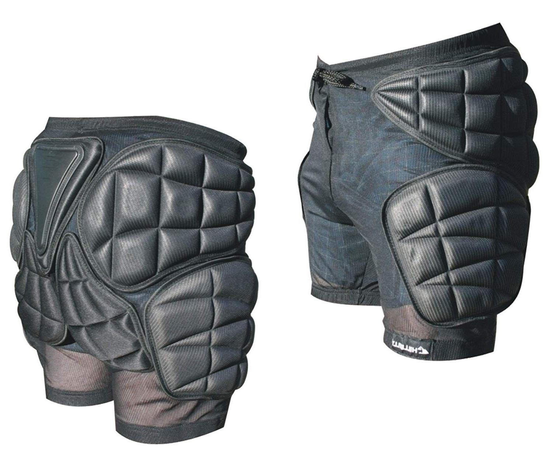 hillbilly impact shorts small black great hip