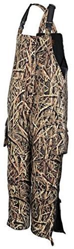 Yukon Gear Men's Insulated Bib, Shadow Grass Blades
