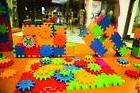 Interlocking Building Blocks Gears 81 Pcs Construction Toy S