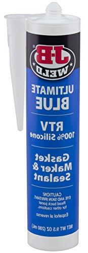 J-B Weld 32926 Ultimate Blue RTV Silicone Gasket Maker and S