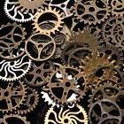 Jewelry Cogs & Gears Making Craft Arts Steampunk Cyberpunk W