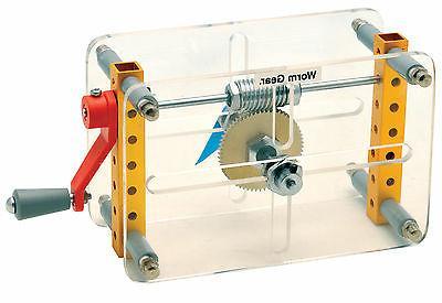 Eisco Labs Mechanical Demostration set -Worm Gear Drive