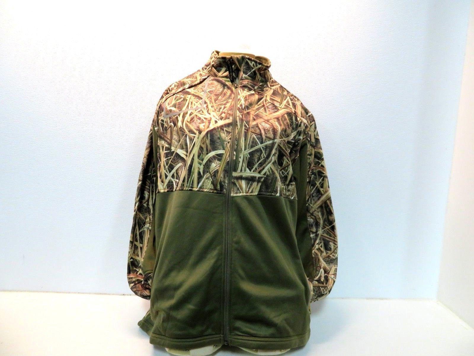 Yukon Gear Longe Sleeve Mid-Layer Jacket