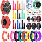 Luxury Silicone Bracelet Strap Watch Band For Samsung Gear S