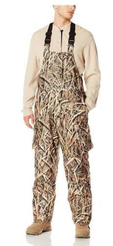 Yukon Gear Mens Insulated Bib Overalls Mossy Oak Shadow Gras