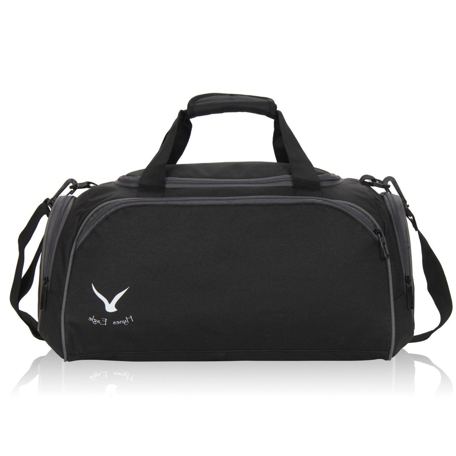 777eac7f4aab Men Sports Gear Bag Portable Travel Duff...