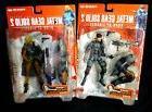 McFarlane Toys Metal Gear Solid 2 Set of 6 Figures Bonus Met